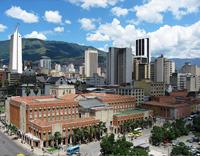 Vuelos Colombia: ciudad de Medillín